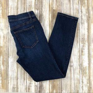 Ann Taylor Skinny Modern Fit Jeans size 10